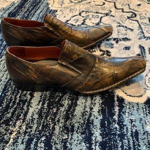 Robert Wayne western style Size 11. NEW!